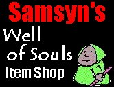 Click here to buy Well of Souls stuff!