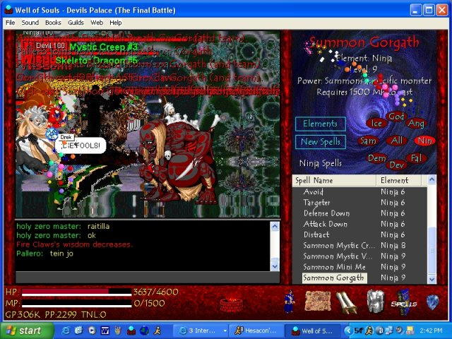 Screenshot provided by Hesacon, note the custom UI theme.