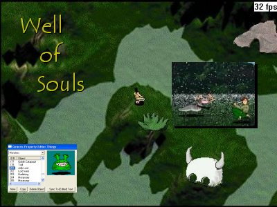 Well of Souls is a free MMORPG